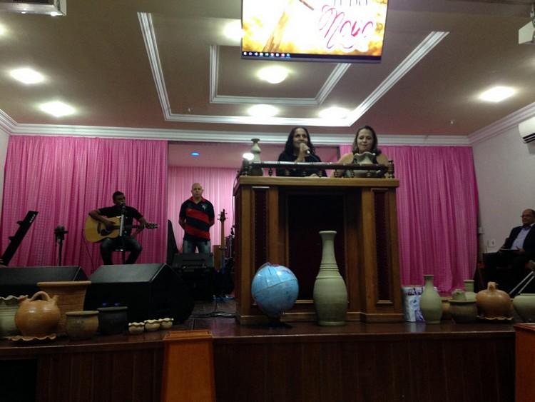 Culto de Missões - povos não alcançados