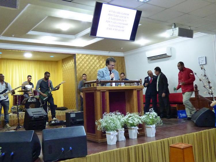 Aniversário do Pr. Jorge Banni e homenagens aos membros fundadores da IMW