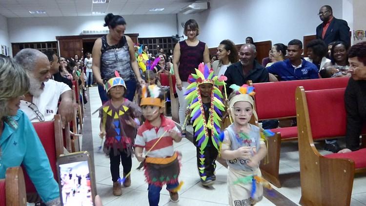 Culto de missões - Povos indigenas