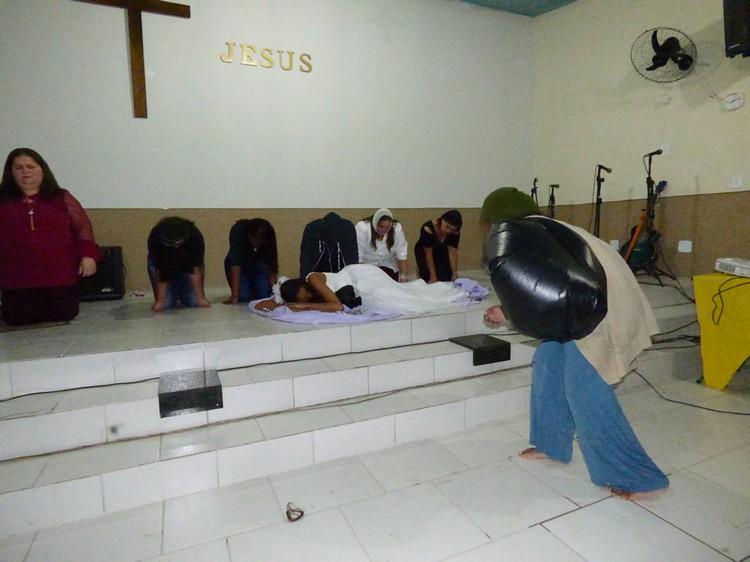 8º Aniversário da congregação de Barão de Irirí