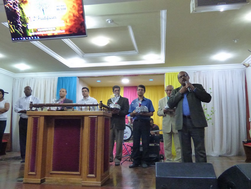 Dia do presbítero Wesleyano