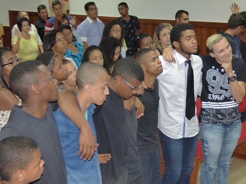 Culto dos surdos - 17/09/2017