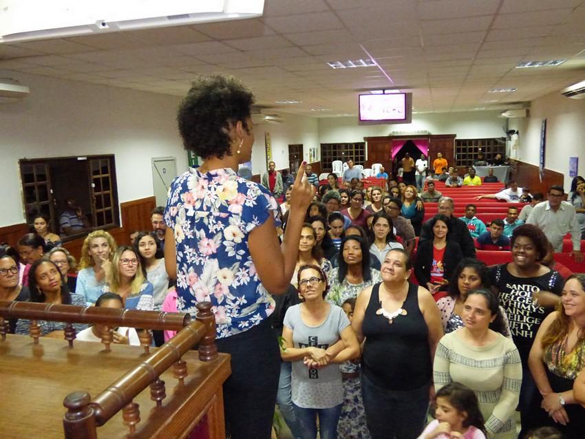 Outubro Rosa - Palavra com Cintia Azevedo