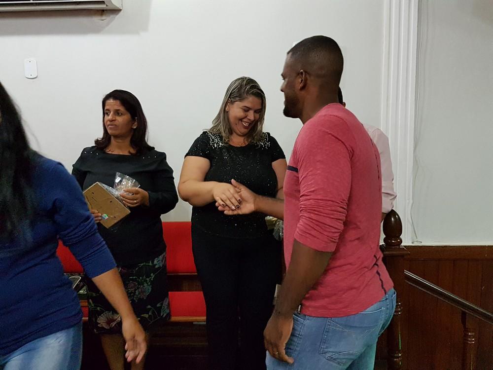 Culto de Abertura do Ministério de casais